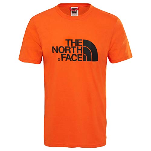 Easy North shirt Orange The Homme T Face w4PZCqU