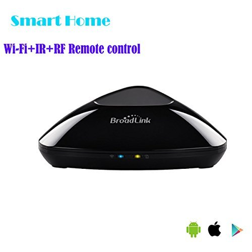 BroadLink RM Pro Smart Remote Control, Home Hub Automation Learning Universal Controller-Wifi/IR/RF