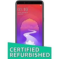 (CERTIFIED REFURBISHED) RealMe 1 (Diamond Black 4+64 GB)