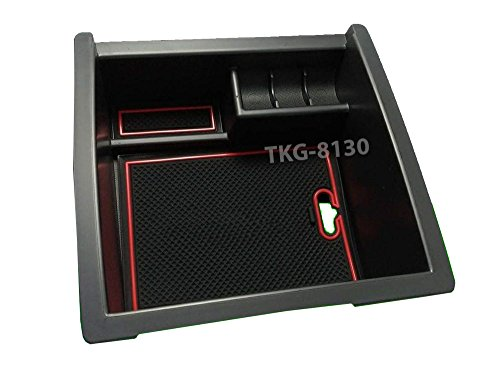 Center Console Storage Armrest Box Tray For Isuzu D-Max Dmax Pickup 2012-2018