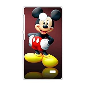 Mickey Mouse Cell Phone Case for Nokia Lumia X wangjiang maoyi