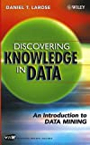 Discovering Knowledge in Data 1st Edition