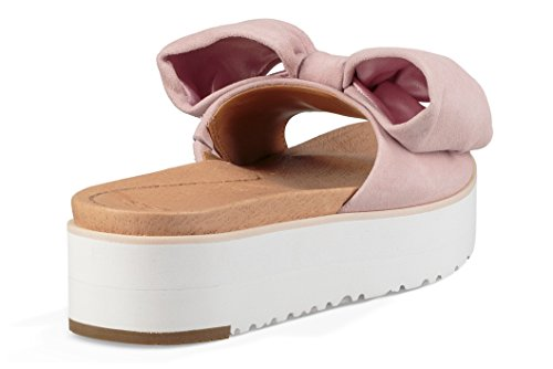 Ugg In Slides Joan nude Leather Pink Pink Women's 100 qqfzxwvp7