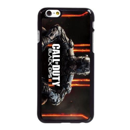 Call Of Duty W6K25U9NF coque iPhone 6 6S Plus 5.5 Inch case coque black 1YMS1L