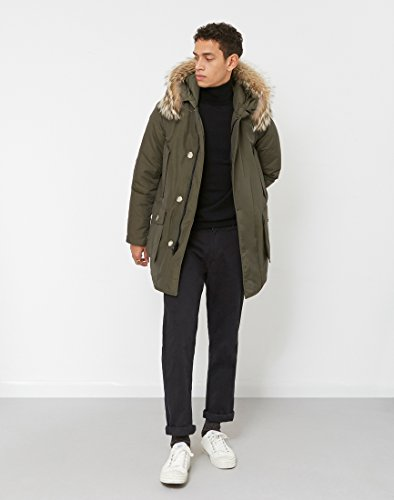Arctic Df Parka Giacca Men's Jacket Uomo Down Woolrich TadqwHT