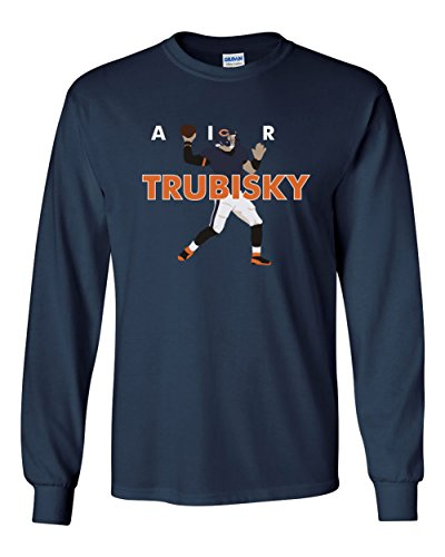 Sox Chicago Onesie White (The Silo LONG SLEEVE NAVY Chicago Trubisky