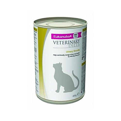 Eukanuba struvite urinary dieta especial para gatos (lata): Amazon.es: Productos para mascotas