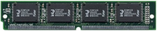 Cisco 64MB 1760 Router 3rd Party Flash SIMM Memory (p/n MEM1700-64MFS)