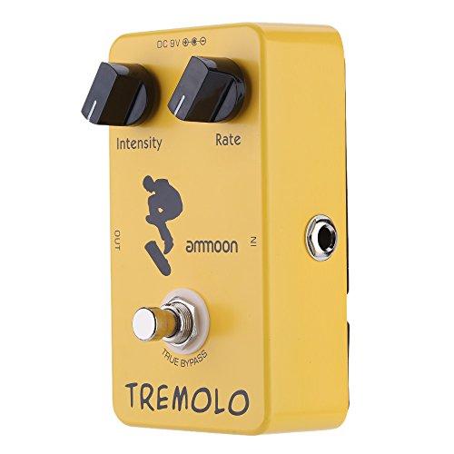ammoon AP-04 Tremolo Guitar Effect Pedal True Bypass by ammoon