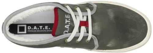 Scarpe t Verde Am837 D e Uomo date Tessuto Sneakers a rSptrq4