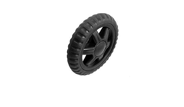 Amazon.com: eDealMax goma rueda Caliente Viajar equipaje ruedas de ...