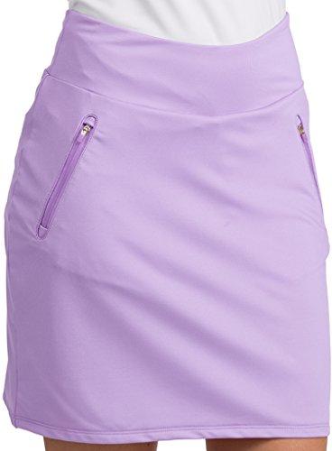 Antigua Women's Spunky Skort Iris Purple Small ()