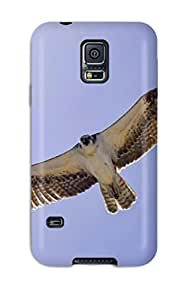 New Style Snap On Hard Case Cover Bird In The Sky Protector For Galaxy S5