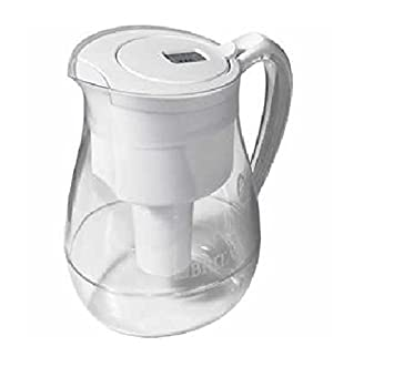 Perfect Brita Water Filter Pitcher, Monterey Model, 2 Filters, 10 Cup Capacity  (White Pictures