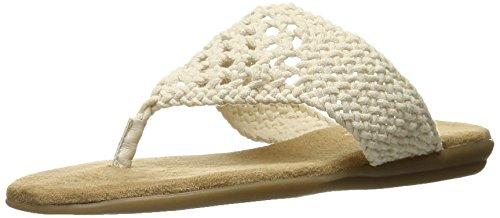 Aerosoles A2 Womens Chlutch Sandale Tissu Naturel