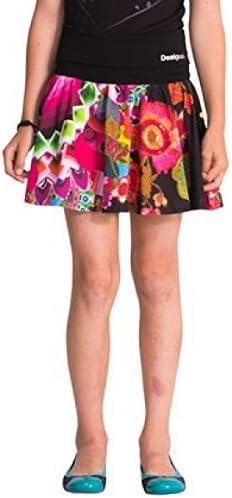 Desigual - Falda - para niña negro 4: Amazon.es: Ropa y accesorios