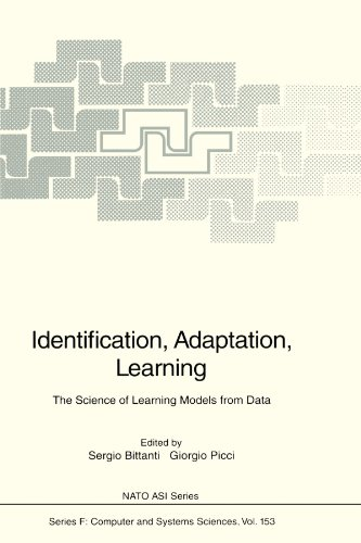 Identification, Adaptation, Learning: The Science of Learning Models from Data (Nato ASI Subseries F:)