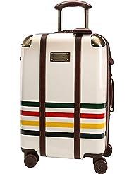Pendleton Luggage Glacier National Park 20 Hardside Spinner (Ivory White)