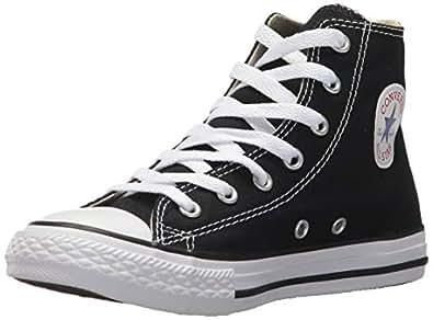 Converse Unisex Çocuk Chuck Taylor All Star 3J231C Spor Ayakkabı, Siyah, 29 Numara