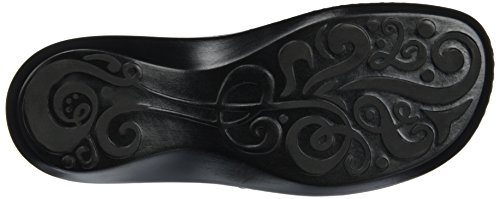 Heels kombi Think Sandals 09 Black Women''s Wedge Camilla sz qUwwgOT4t6