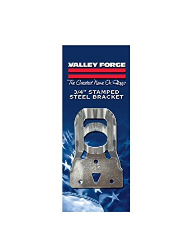 Valley Forge Flag SB2-1 Steel Flag Bracket 0. 75 inch