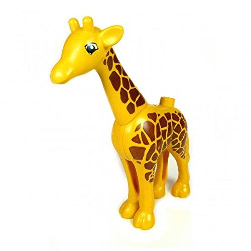 1 x Lego Duplo Tier Giraffe groß gelb Stute Bauernhof Safari Zoo Zirkus 5634