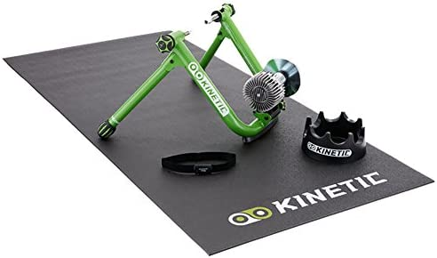 Kinetic Road Machine Smart Power Training Pack, One Size, Green