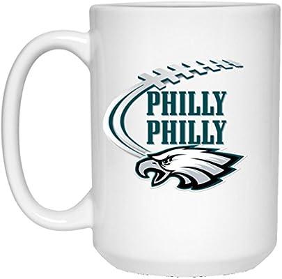 reputable site c8e68 4a824 Amazon.com: Philadelphia Eagles Coffee Mug   Eagles Mug ...