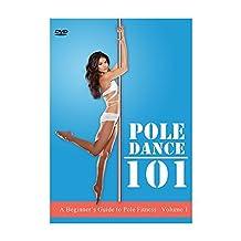"""Pole Dance 101 DVD Vol. 1 by """"X-Pole US, LLC"""""""