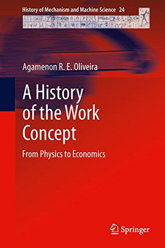 A History of the Work Concept: From Physics to Economics (History of Mechanism and Machine Science)