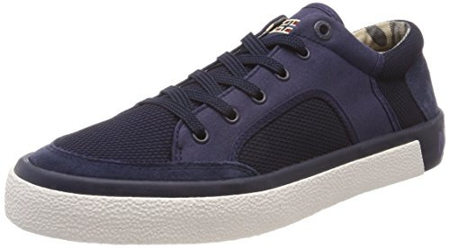 Marine jacques Coquilles bleu Baskets Chaussures De Saint Herren Napapijri Bleu vR1xzw