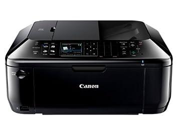 Canon PIXMA MX515 - Impresora multifunción de tintacolor (A4, 9.7 Pages_per_Minute, Ethernet)