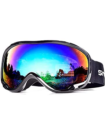 HUBO SPORTS Ski Snow Goggles for Men Women Adult f0291848189
