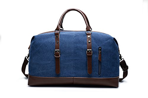 Canvas Travel Duffel Unisex Weekender product image