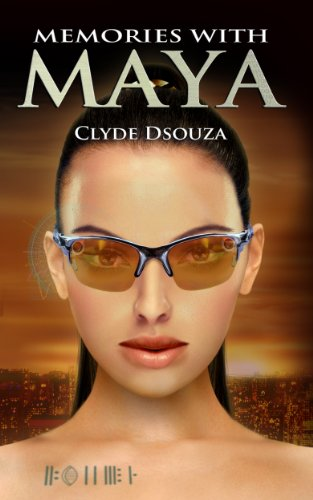 Book: Memories With Maya by Clyde Dsouza