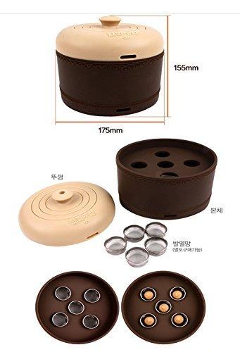 Dong Bang Dan Jeon Gu Hap / Moxa Holder (Buy 9 Get 1 Free)