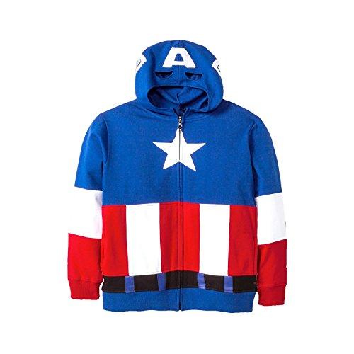 Marvel Captain America Costume Hoodie product image