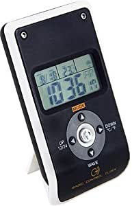 Soundmaster FUR-850 Personal Analógica Negro, Color blanco - Radio (Personal, Analógica, LCD, Negro, Blanco, UM-4/AAA, 65 mm)