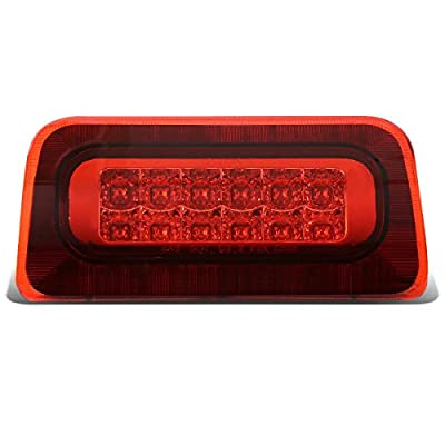 DNA Motoring 3BL-GMCSON-LED-RD Third Brake Light: Automotive