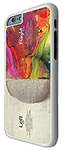 "Funky inside Brain Advert Art Funny Iphone 6 4.7""Design Fashion Trend Cool Case Back Cover Plastic/Metal"