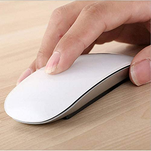 Wireless Mouse for Mac Book Air for Mac Pro Ergonomic Design Multi Touch Rechargeable Mouse Computer Peripherals