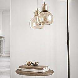 Pendant lights Glass Pendant Lamp Modern Minimalist Chandelier Living Room Restaurant Bar Cafe Light (Color : C, Size : 1823cm)