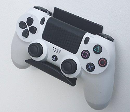 Stick-On Game Controller Hangers 2 (Vista Plastic Cabinet)