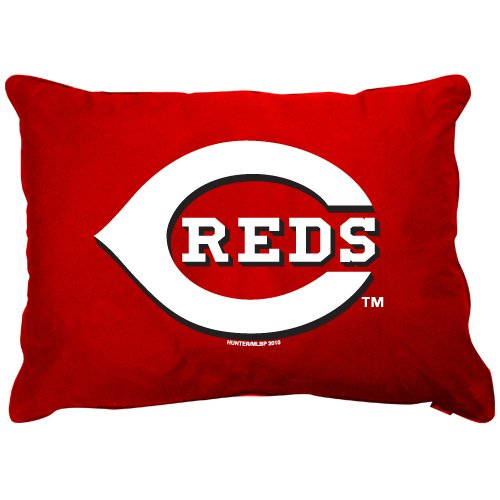 Hunter MFG Pet Bed Pillow, Cincinnati Reds