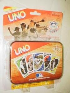 Yel Deck (2005 UNO Card RUNELVYS HERNANDEZ Kansas City Royals Yellow)