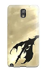 Areebah Nadwah Dagher's Shop New Style 7413482K72295525 Galaxy Note 3 Case Cover Dragons Video Game Case - Eco-friendly Packaging
