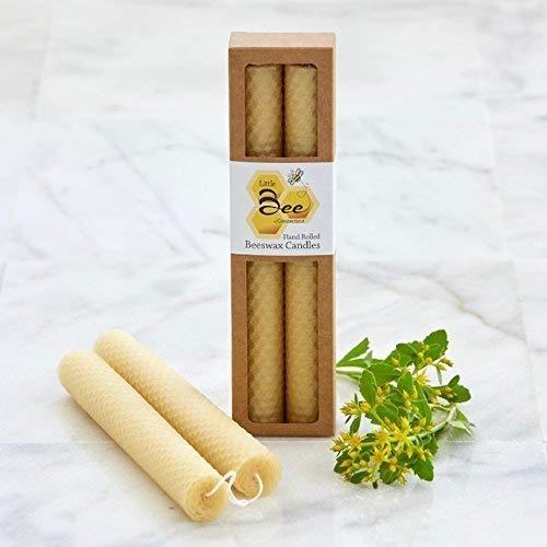 Pillar Beeswax Candle (8