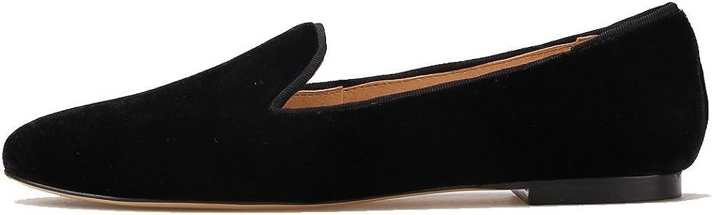 Plain Black Velvet Slip