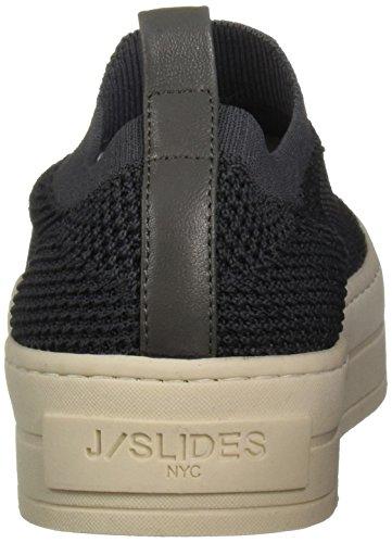 cheap sale low price fee shipping J Slides Women's Hilo Sneaker Grey cheap price low shipping fee free shipping cheap cheap online outlet store sale online QSFz6O