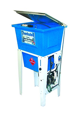 Herkules G202 Automatic Waterborne Paint Gun Washer (Uni Gun Washer Ram)